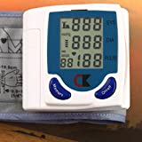Generic LCD Cuff Arm Wrist Blood Pressure Monitor Meter Household Health Care Healthy Heart Beat Rate Pulse Measure Machine Best Selling