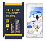 GoRogue[TM] Lenovo Z2 Plus Tempered Glass 0.33 mm Ultra Thin 2.5D Curved Pro HD+ 9H Hard Screen Protector [Zuk Z2]