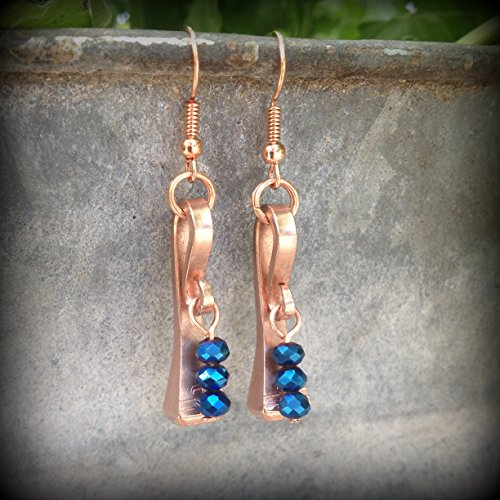 Horseshoe Nail Earrings - 5