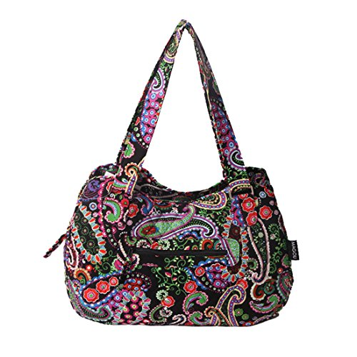 Shoulder Paisley Bag Handle Quilted Cotton Spring Bags wqtCPC8