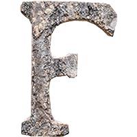 itemer Retro de madera letras alfabeto wedding party