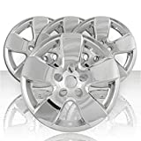 Set of Four 20' Chrome ABS Wheel Skin Covers for 2009-2012 Dodge RAM 1500 SLT