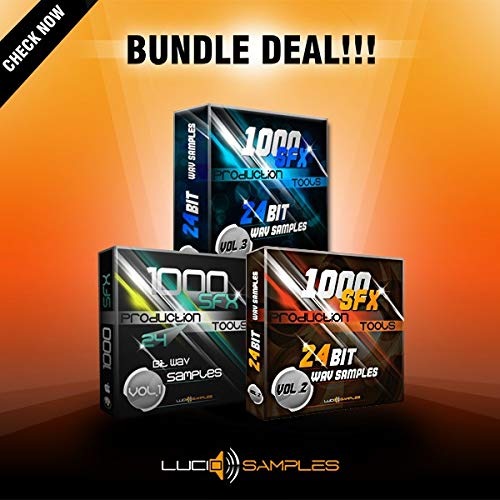 SFX Production Tools Bundle is comprehensive collection of sound effects for any music producers, sound designers, post producers, dj's. This special bundle contains 3 sample packs in... | Download