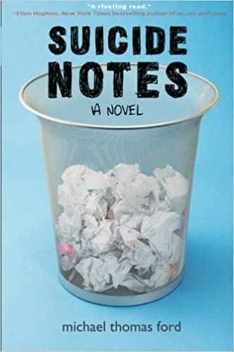 Amazon com: Suicide Notes (9780060737573): Michael Thomas Ford: Books