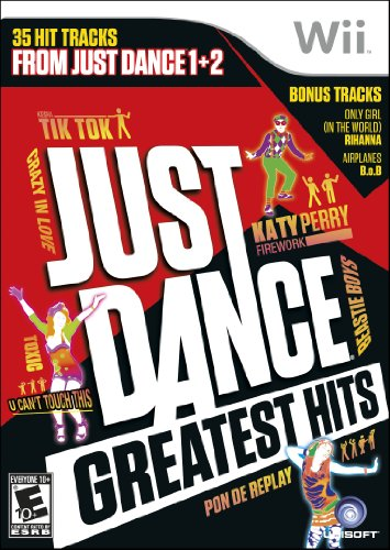 Just Dance Greatest Hits - Nintendo Wii by Ubisoft
