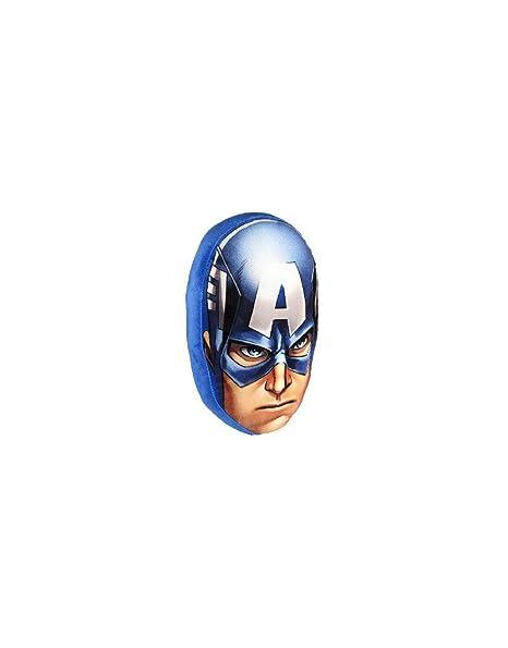 Cojín 3D Motivo de Capitán América Marbel: Amazon.es: Hogar