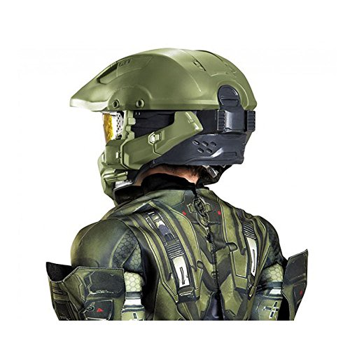 Master Chief Full Helmet Costume -