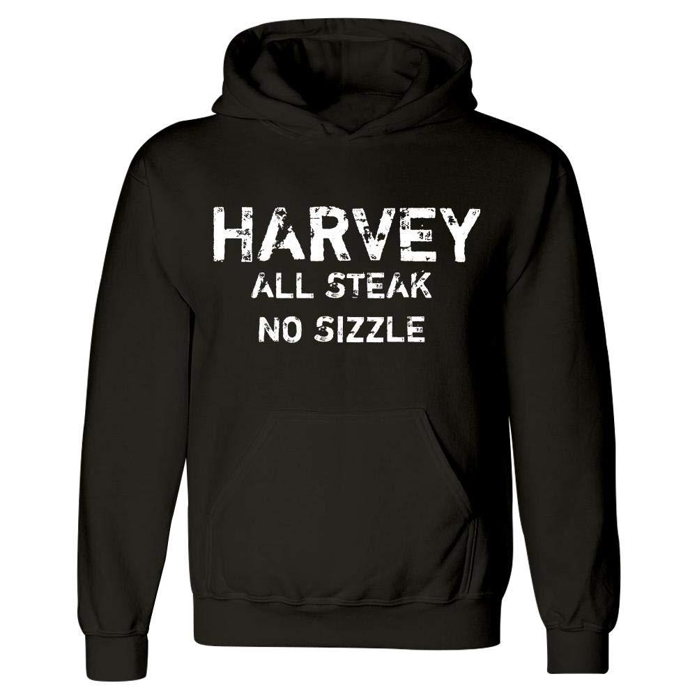 Harvey All Steak No Sizzle Hoodie