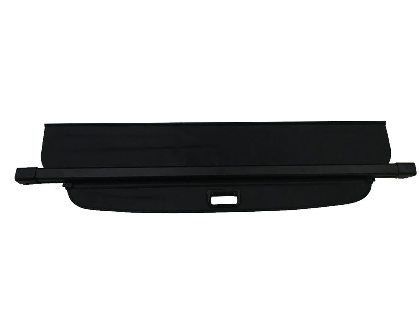 Cargo Cover for 11-18 Jeep Grand Cherokee Trunk Shielding Shade 2019 grand cherokee Black By Kaungka(Updated Version:There is no gap between the back seats and the cover) by Kaungka