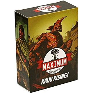 Rock Manor Games Maximum Apocalypse: Kaiju Rising