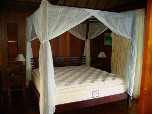 [해외]Nicamaka 보라 보라 침대 캐노피/Nicamaka Bora Bora Bed Canopy