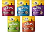 We know you want to show your dog extra love with a treat that is as healthy and wholesome as it is tasty. Grain Free WellBites are soft, chewy and delicious, featuring a unique blend of healthy ingredients like lamb, salmon, apples, sweet potatoes a...