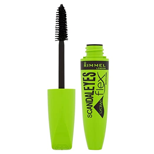 1230d7c3add Rimmel Scandaleyes Lycra Flex Mascara, Black: Amazon.co.uk: Beauty