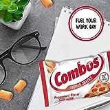 COMBOS Pepperoni Pizza Cracker Baked Snacks Bag 1.7