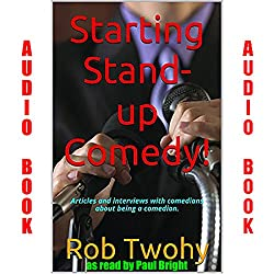 Starting Stand-up Comedy!.