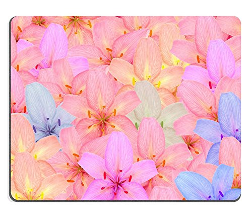 liili-mouse-pad-natural-rubber-mousepad-beautiful-multicolored-lily-flowers-as-a-background-image-id