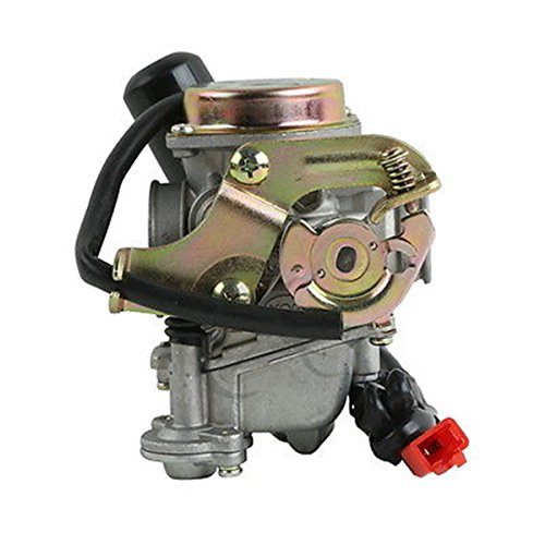 50cc SCOOTER Carb CARBURETOR ~ 4 stroke chinese GY6 139QMB engine moped -