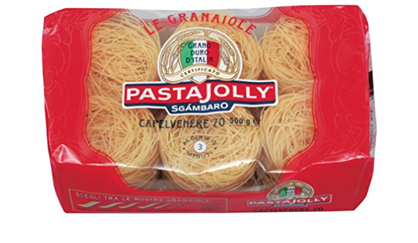 500 g de pasta Jolly Kaperubenere