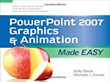 img - for PowerPoint 2007 Graphics & Animation Made Easy (Made Easy Series) by Sally Slack (2008-10-29) book / textbook / text book