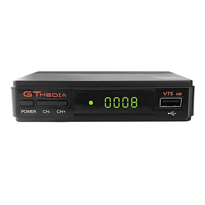 59 opinioni per docooler V7S HD Ricevitore TV DVB-S2 Ricevitore video digitale Ricevitore 1080P