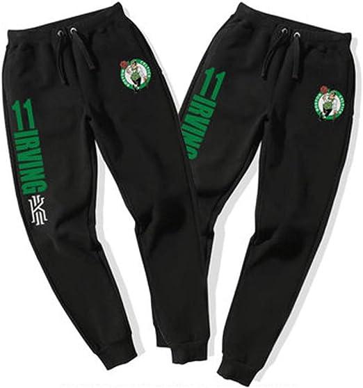 HYYSH Celtic Owen Beam Foot Sports Pantalones de Baloncesto más ...