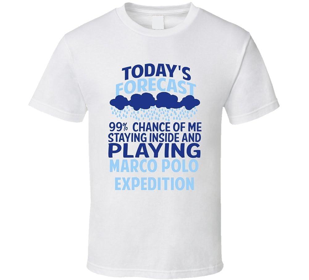Todays previsión Staying interior jugando a marco polo Expedition ...