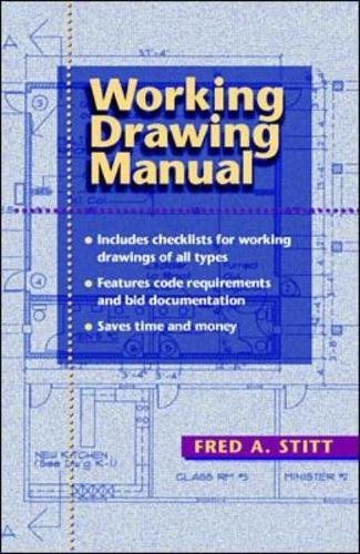 working drawing manual - 1