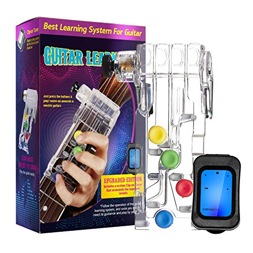 Guitar-Beginner-One-Key-Chord-Assisted-Learning-Aid-with-True-Tune-Tuner-Guitar-Practice-Tools-for-Adults-Children-Trainer-Beginners