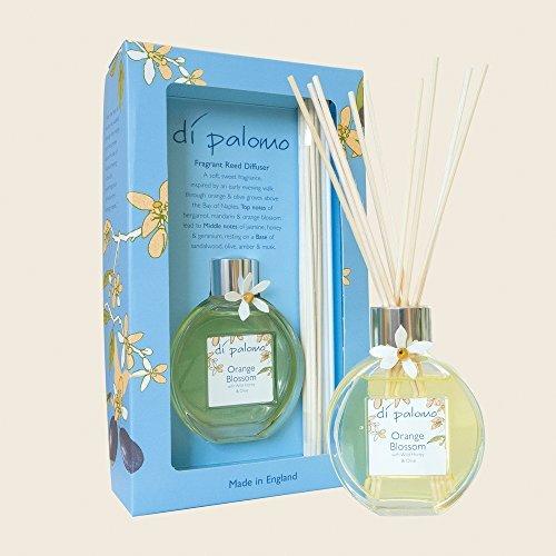 Di Palomo - Orange Blossom, Honey and Olive - Fragrant Reeds 100ml by Di Palomo