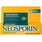 Neosporin Antibiotic Original Ointment 0.50 oz (Pack of 3)