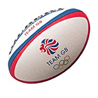 Team GB 2016 Olympics Official Rugby Ball - size 5