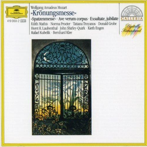 Mozart: Kronungmesse / Spatzenmesse / Ave Verum Corpus / Exsultate, Jubilate
