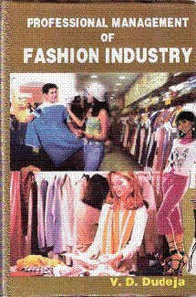 Download Professional Management of Fashion Industry pdf