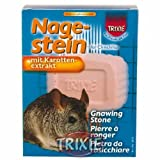 Cheap Trixie Gnawing Mineral Stone Treat For Chinchillas Or Rats