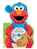 Best Sesame Street Friends Sticker Books - Bendon Sesame Street Elmo Die-Cut Board Book Review