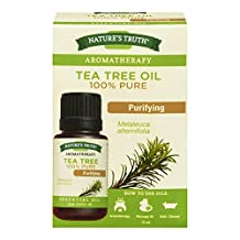 Nature's Truth Essential Oil - Tea Tree Oil 1 Count