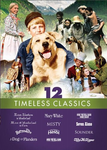 State Classic Collection - Timeless Classics - Family Film 12 Pack