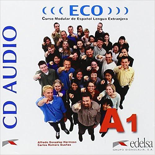 Descargas de libros gratis en línea Eco a1 (CD audio) (Espagnol) in Spanish ePub