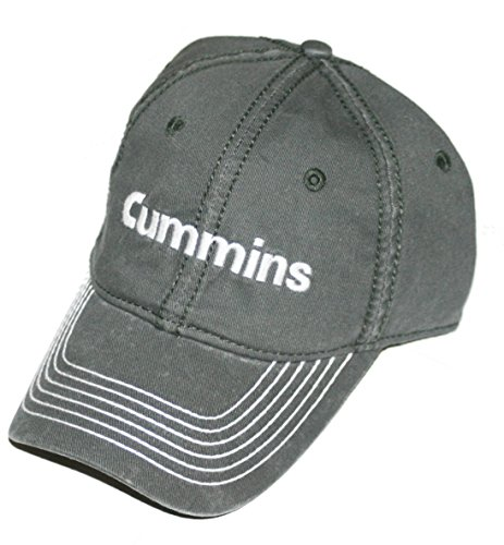 Cummins Diesel Charcoal Power Gear Hat (Diesel Power Gear Clothing compare prices)