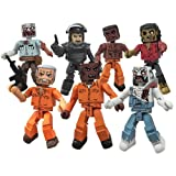Walking Dead Series 3 Minimates Set of 8