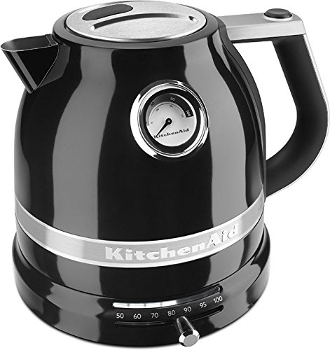 kitchen aid black tea kettle - 3