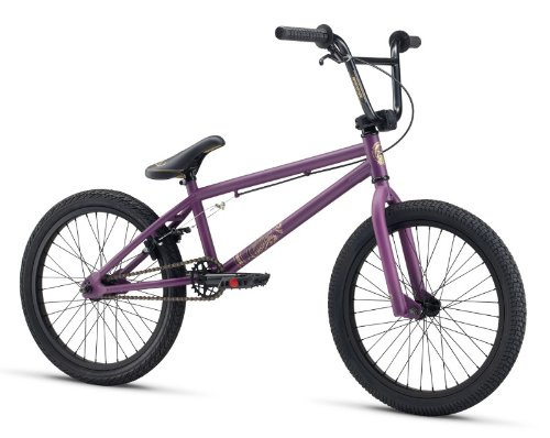 Mongoose M13CUL202 Boys Culture Matte Freestyle Bike, Purple, 20""