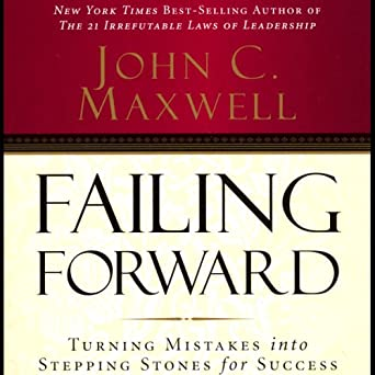 Amazon com: Failing Forward (Audible Audio Edition): John C