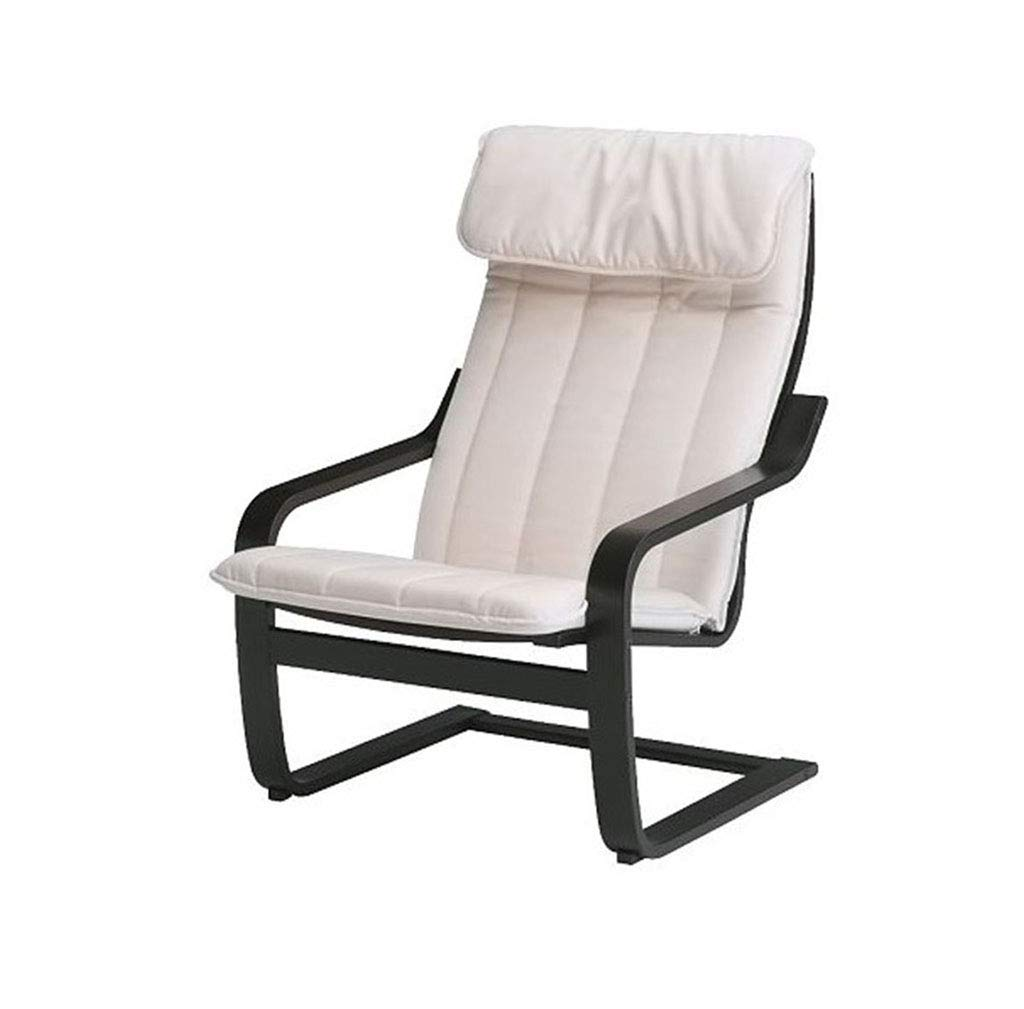 Bearing 120kg multicolor Color : #1 Rocking chair Wooden Leisure Deck Recliner//Lazy Rocking Chair Removable and Washable Adult Bedroom Balcony Living Room