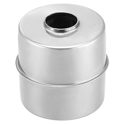 uxcell 28mm x 28mm x 9.5mm Water Level Sensor 304 Stainless Steel Float Switch Floating Ball - - Amazon.com