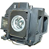 Lutema ELPLP57-L02 Epson ELPLP57 V13H010L57 Replacement DLP/LCD Cinema Projector Lamp, Premium