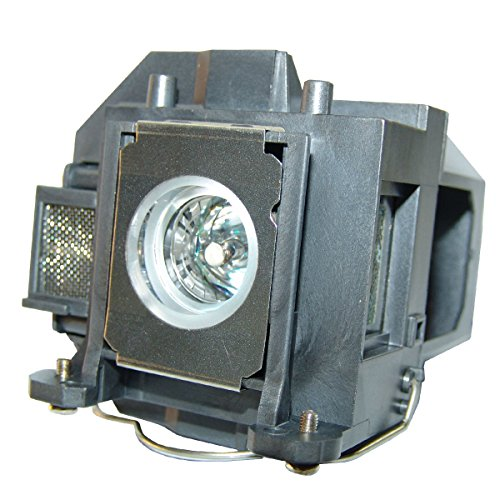 (Epson ELPLP57 Replacement Lamp - 230 W Projector Lamp - UHE - 2500 Hour Normal, 3500 Hour Economy Mode - V13H010L57)