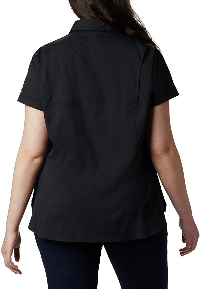 Columbia Womens Silver Ridge Lite Short Sleeve