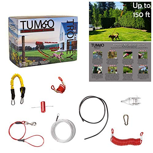 Tumbo Trolley Dog Containment System