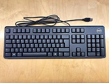 PC USB 2.0 Clavier Dell également Compatible avec HP COMPAQ